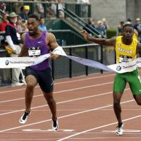 Gay, Bowie capture 100 titles at U.S. nationals