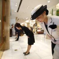 Is hospitality sapping productivity in Japan?