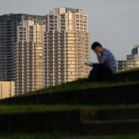 Salarymen sidelined as Chinese descend on Japan property market
