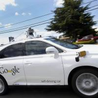 Rear-ended while stopped, one of Google's self-driving cars involved in first injury accident