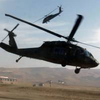 Lockheed Martin to pay $9 billion for fabled chopper maker Sikorsky of Black Hawk fame