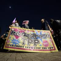 Secrecy of TPP talks fuels concern about influence of corporate property lobby