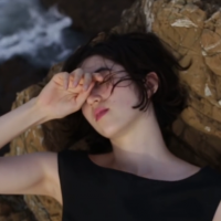 A lovers' food fight and a dreamy walk on the beach in July's best videos