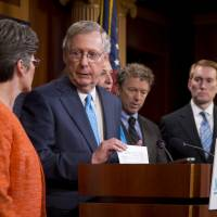 Abortion gripe spurs Senate Republicans to try to divert Planned Parenthood funds