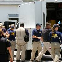 FBI charges alleged Islamic State sympathizer linked to backpack bomb plot