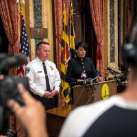 Baltimore murder wave leads to police chief's sacking