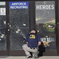 Attack on Chattanooga military site crystallizes FBI's lone-wolf fears