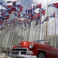Cubans call for Guantanamo closure as they remember start of 1953 revolution