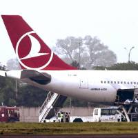 Bomb scare prompts Turkish Airlines plane to divert to New Delhi