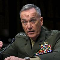 Marine general says Russia poses 'greatest threat' to U.S., backs arming Ukraine