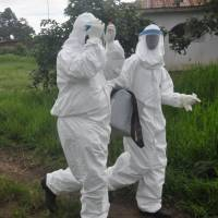 Renewed outbreak feared as Liberia quarantines two households after finding Ebola fatality
