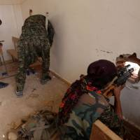 Syria regime, Kurds join to fight IS in Hasakeh