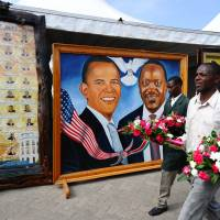 Kenyans poised to welcome 'brother coming back' Obama