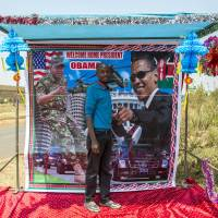 Kenya, at 'crossroads' between peril and promise, must end ethnic divisions, graft: Obama