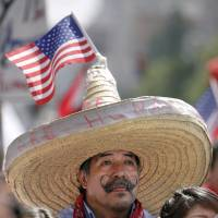 Latinos, as expected, now outnumber whites in California