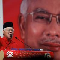 Graft claims dog Malaysia Prime Minister Najib after report links cash to leader