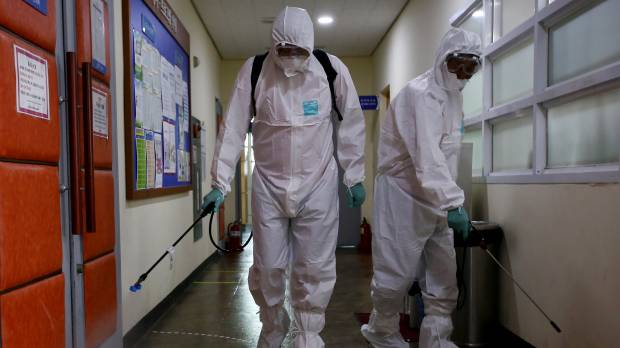 After 36 people died, South Korea declares MERS outbreak has ended