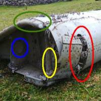 Malaysia Airlines says cannot speculate on wreckage thought to be from wing of Boeing 777