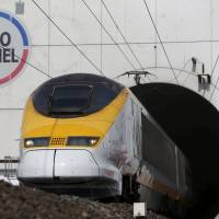 Migrant who tried to get to Britain through Channel Tunnel dies from electric jolt