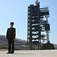 North Korea prepares to launch new long-range rocket: Yonhap