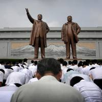 North, marking end of Korean War, issues warning to U.S.