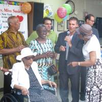 Descendant from slaves, oldest person on Earth turns 116 in Brooklyn