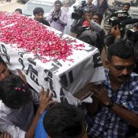 Most Pakistan execution drive victims aren't militants, raising questions about deterrent effect