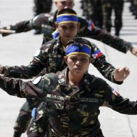 Philippines hikes defense budget 25% amid China tensions