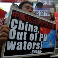 Court begins hearing Philippines, China dispute over South China Sea