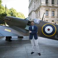 Shot down over France in '40, now flyable, Spitfire to be auctioned for charity