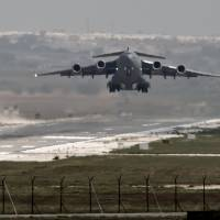 Turkey lets U.S. launch airstrikes against Islamic State from Incirlik base: officials