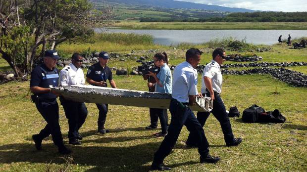 Wing piece found on Reunion beach triggers MH370 speculation