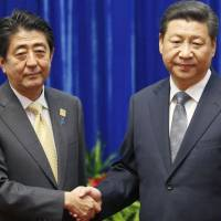 China and Japan are getting on better, but how long will it last?