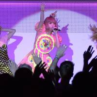 Singer Kyary Pamyu Pamyu charms audience at Milan expo
