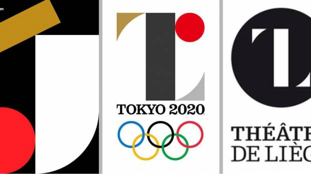 Belgian logo designer to request 'action' on Tokyo Olympics emblem