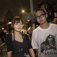 Campaign group SEALDs hooking Japan's youth with jazzy placards, fliers