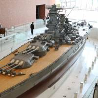 LDP lawmakers aim to raise battleship Yamato wreckage