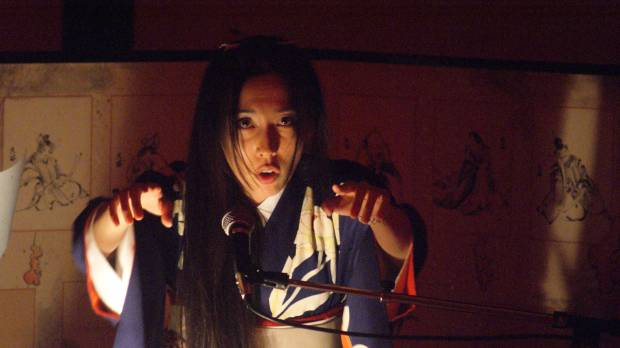 Tales from the crypt: ghost stories from Japan