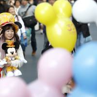 America still rules the world of Japan's theme parks