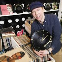 Wrecords By Monkey spins vinyl into recycled novelties