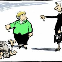 Germany, not Greece, should exit the euro
