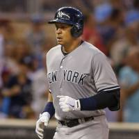 A-Rod hits three homers in victory