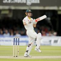 Aussies move closer to victory in second Ashes test