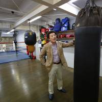 Gushiken comes to terms with boxing legacy