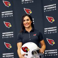 Welter embraces role as NFL trailblazer