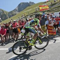 Majka captures 11th stage in Pyrenees