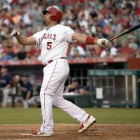 Pujols goes yard three times in doubleheader sweep