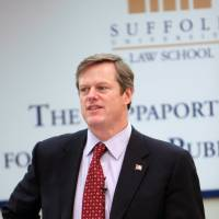 Baker won't commit to backing Boston bid
