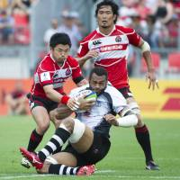 Samoa outlasts Canada; Japan falls to Fiji