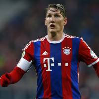Schweinsteiger confirms Man United move